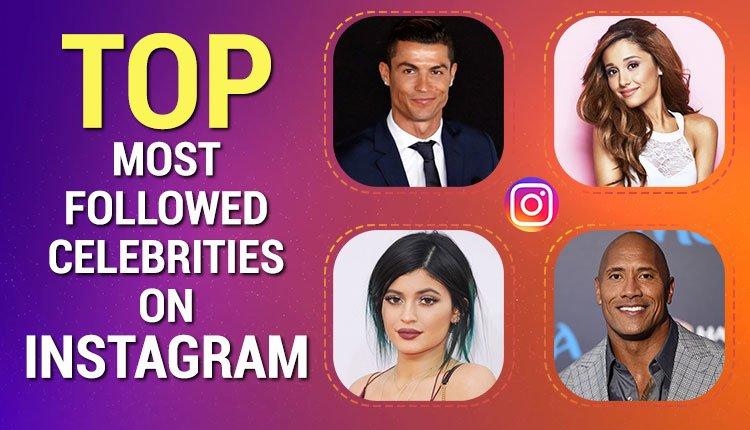 Top 10 Most Followed Celebrities On Instagram In 2020