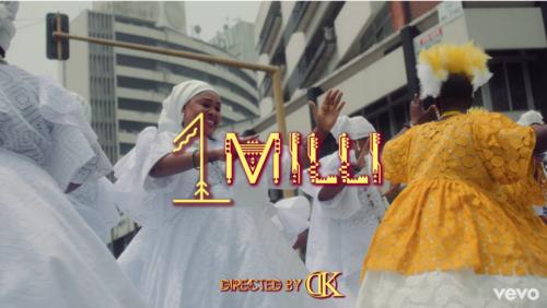 Davido – 1 Milli Video