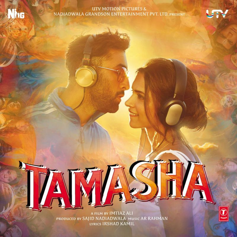 Alka Yagnik & Arijit Singh – Tum Saath Ho (Tamasha)