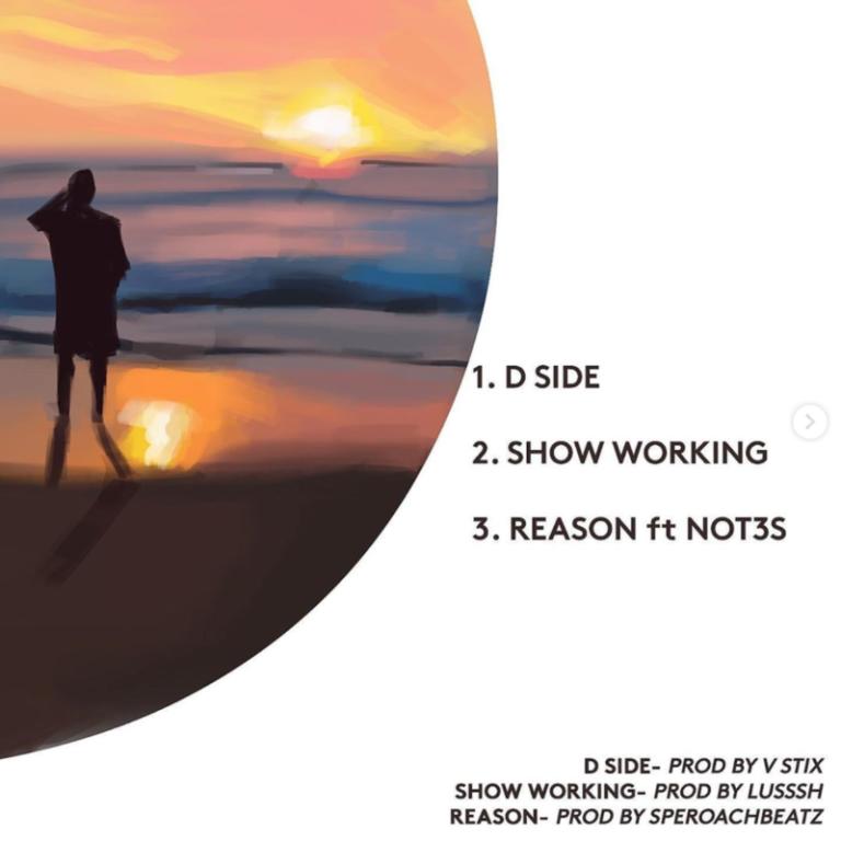Peruzzi – 3 EP ft. Not3s