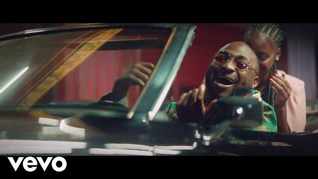 Davido – Blow My Mind ft. Chris Brown Video