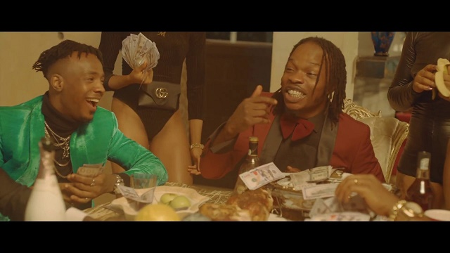 Naira Marley – Mafo ft. Young Jonn Video