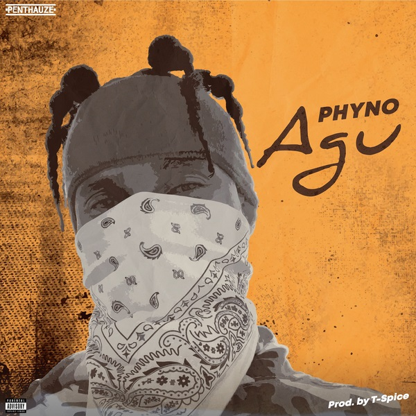 Phyno – Agu (Prod. Tspize)