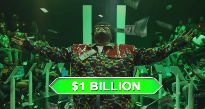 Teni – Billionaire Video