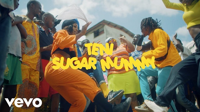Teni – Sugar Mummy Vídeo