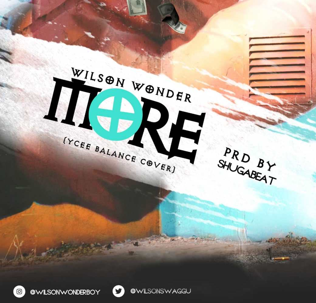 Wilson Wonder – More (Ycee Balance Cover)