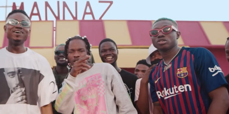 Naira Marley Ft. Zlatan – Am I A Yahoo Boy Video