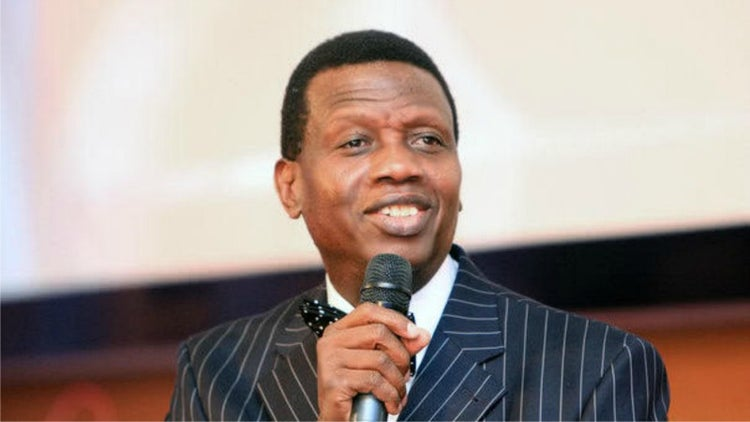There will be a lot of babies as a result of this lockdown – Pastor Adeboye