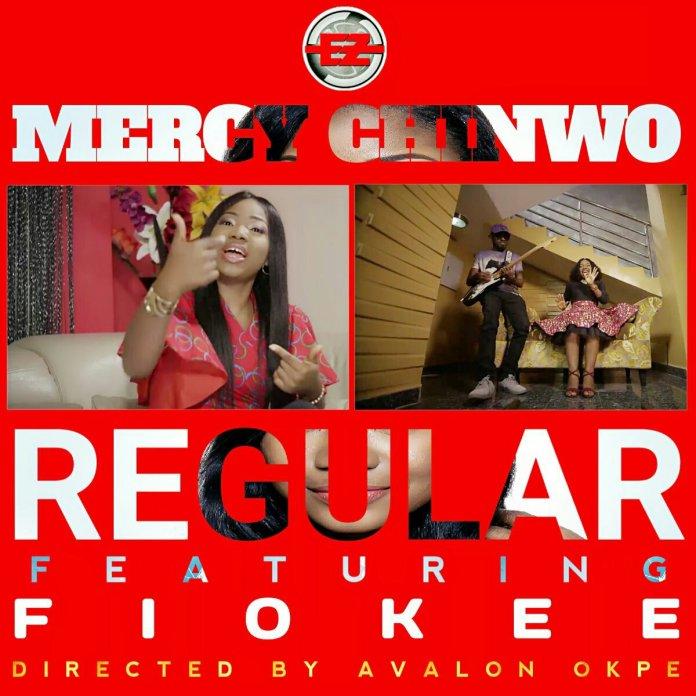 Mercy Chinwo – On A Regular