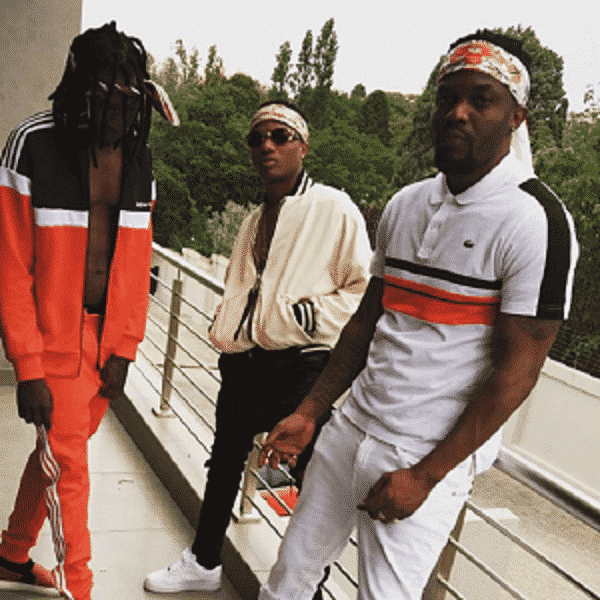R2bees – Tonight ft. Wizkid