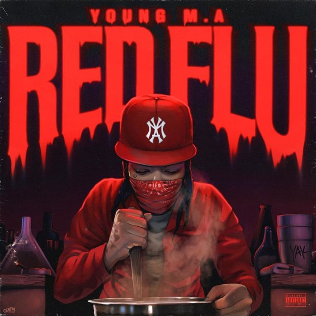 Young M.A – Red Flu (EP)