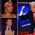 Britain's Got Talent's David Walliams Baffled After Donald Trump Cross-Dress Act