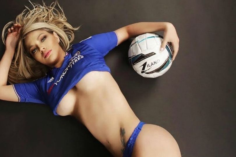 Miss Bumbum UK Promises To Strip Naked If Chelsea Win First Match After Lockdown