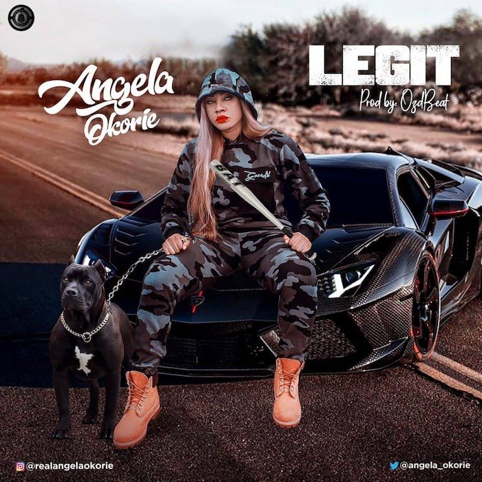 Angela Okorie – Legit (no reason to hate me Mp3)