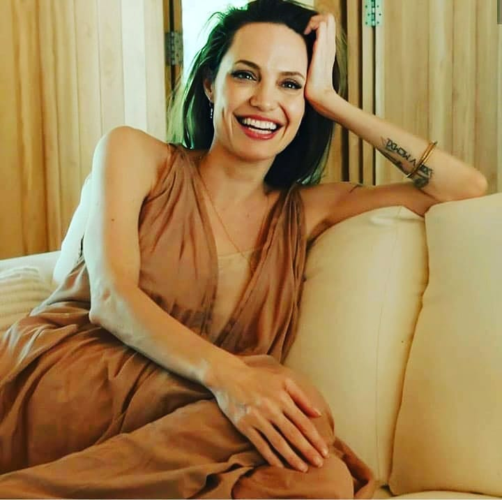 Angelina Jolie Has Donated $200,000 To The NAACP For Her Birthday