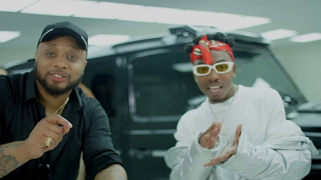 B-Red – Dance ft. Mayorkun Video