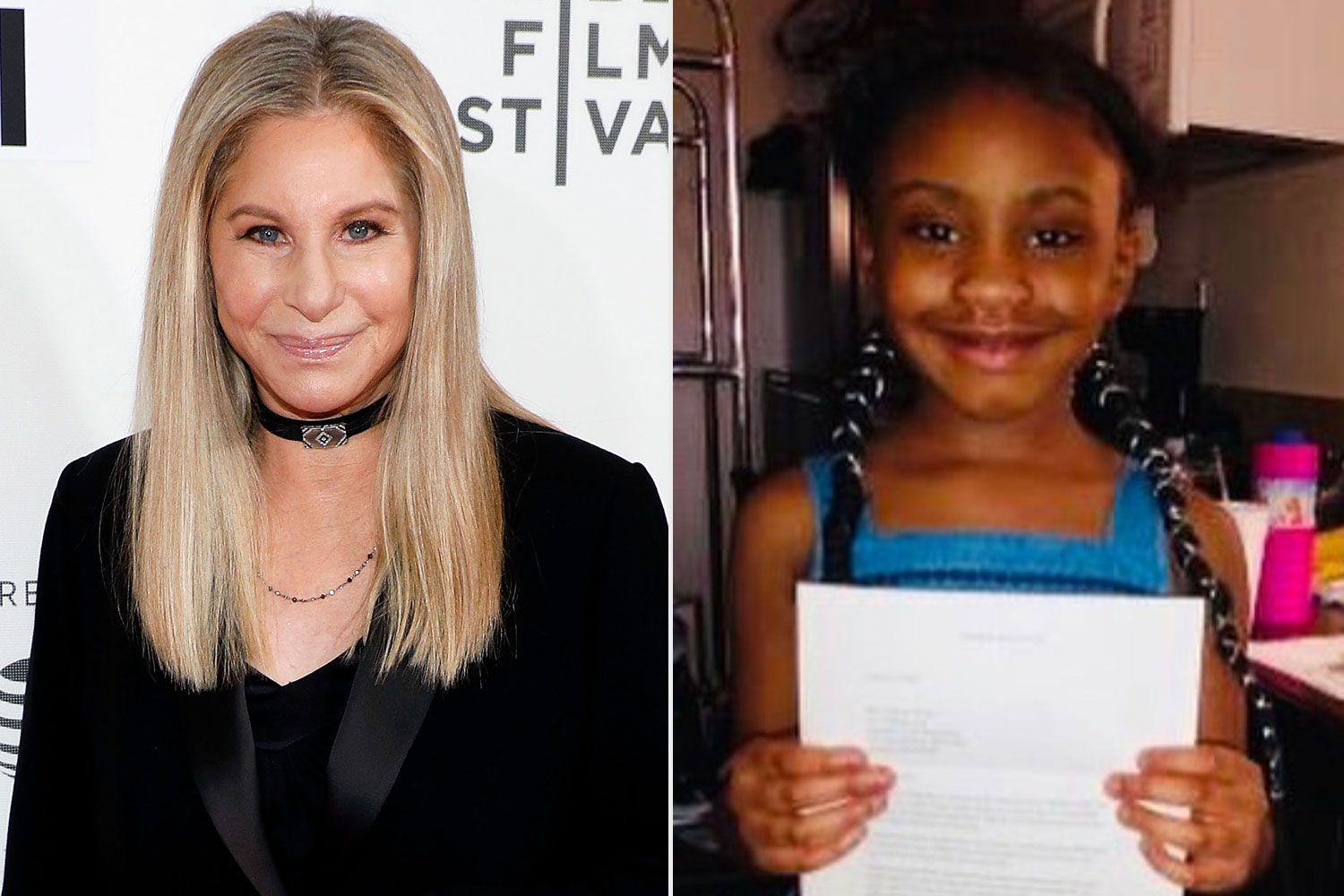 Barbra Streisand Has Helped George Floyd's Daughter To Become A Disney Shareholder