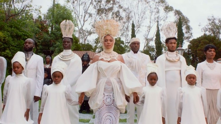 "Beyonce To Release New Visual Album ""Black Is King"" On Disney+"