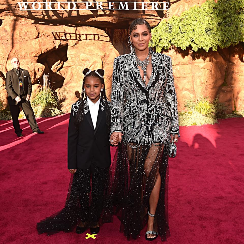 Blue Ivy Carter Has Become The Youngest Artist Ever To Win A BET Award