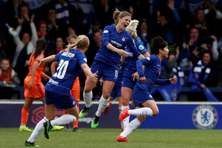 Chelsea Declared English Women's Champions On Points-Per-Game