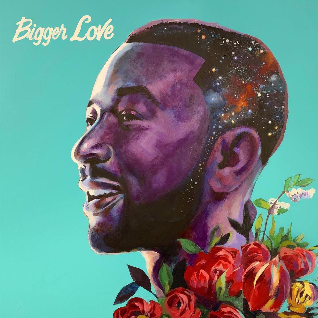 John Legend – Bigger Love Album
