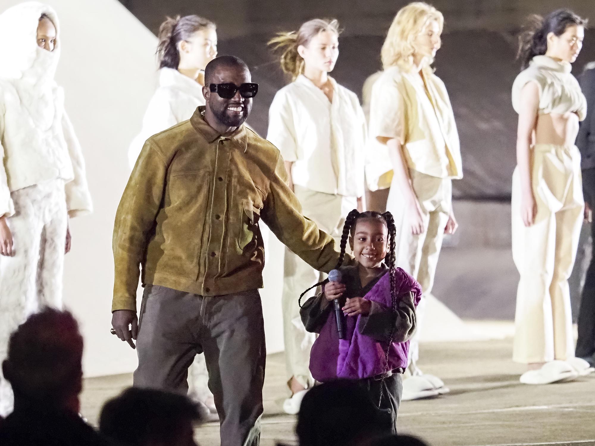 Kanye West Is Taking On A Major Fashion Partnership