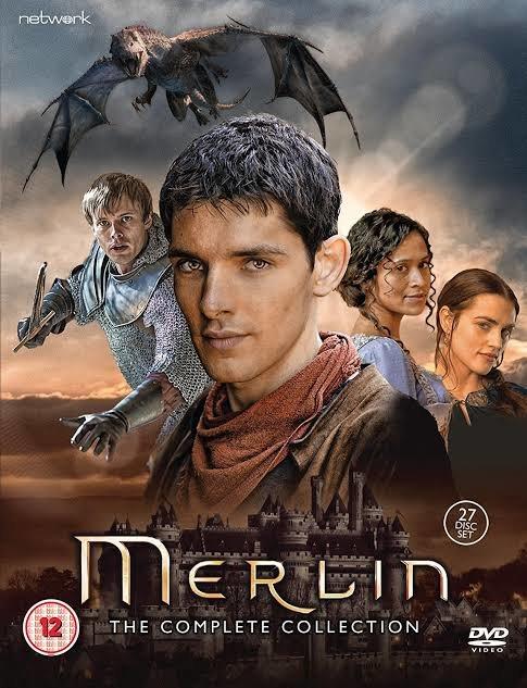 COMPLETE SEASON: Merlin (Season 1 – 5)