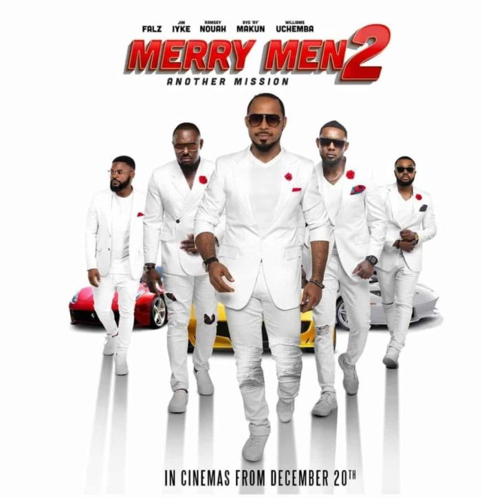 Merry Men 2 (Nollywood 2020)