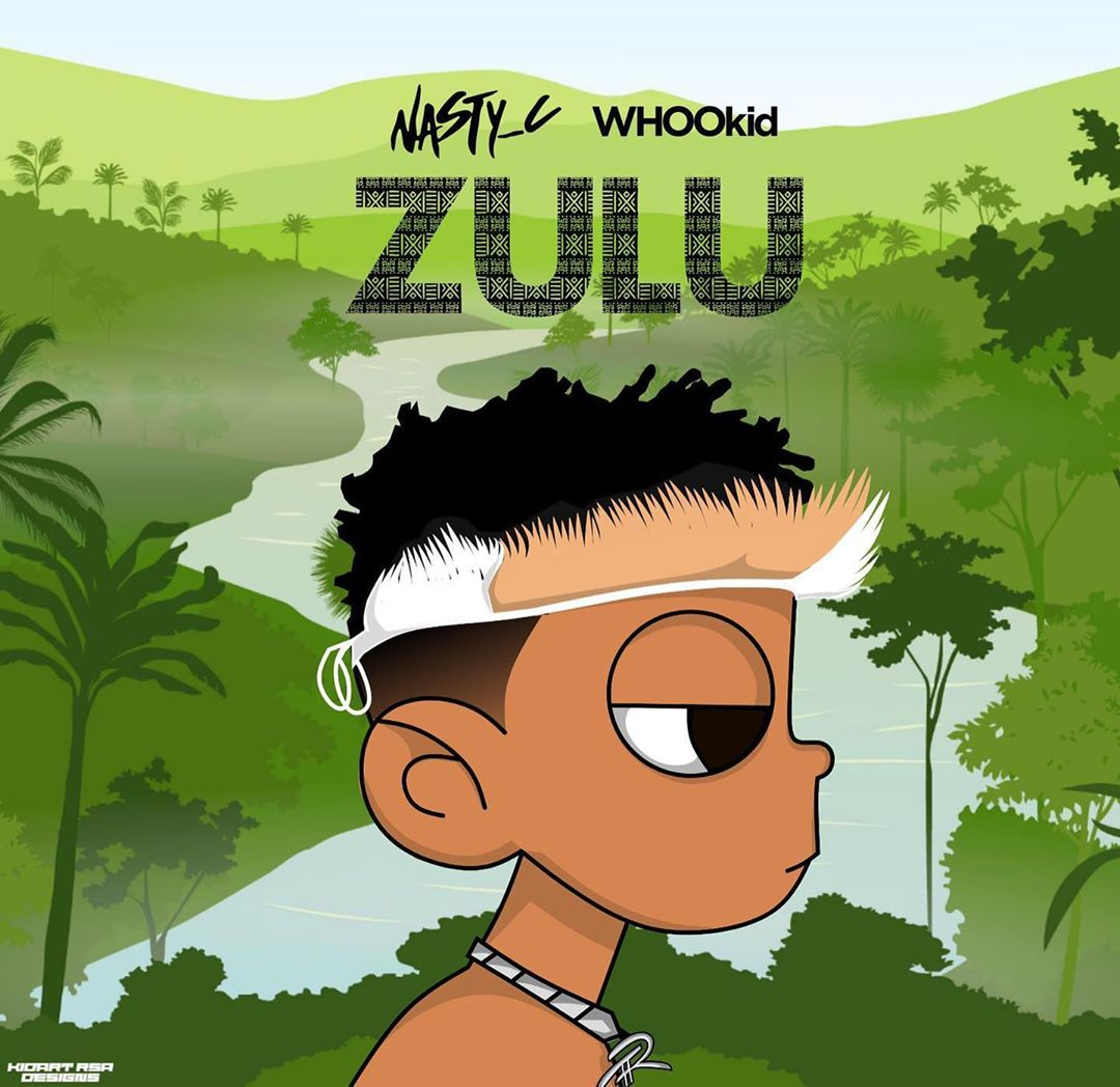 Nasty C – Zulu Mixtape ft. DJ Whoo Kid