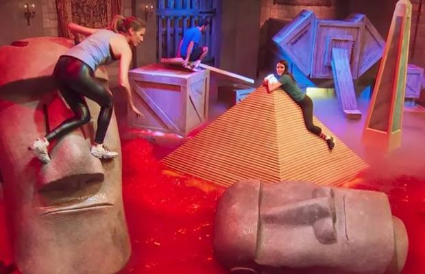Netflix Drops New Gameshow Based On 'The Floor Is Lava'