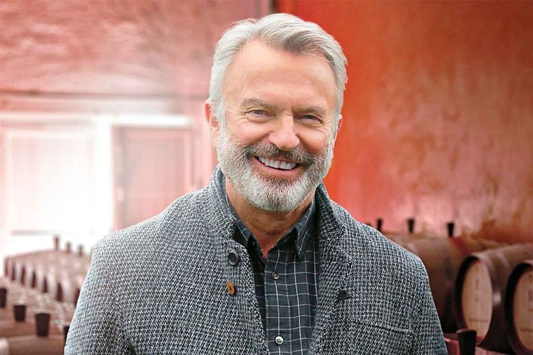 """Sam Neill Is """"Very Excited"""" To Head To The U.K. And Resume Filming Jurassic World: Dominion"""
