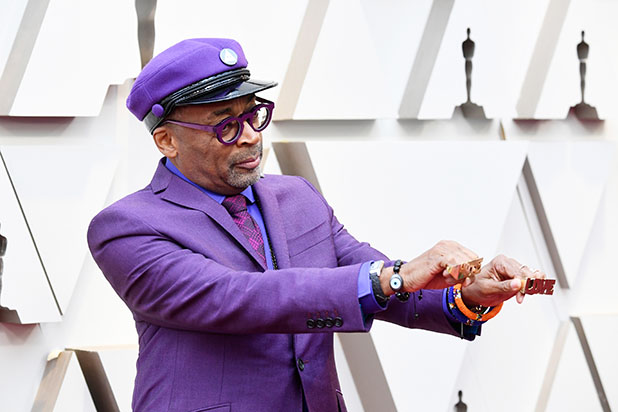 """Spike Lee Has Said """"World Will Be In Peril"""" If President Donald Trump Is Re-Elected"""