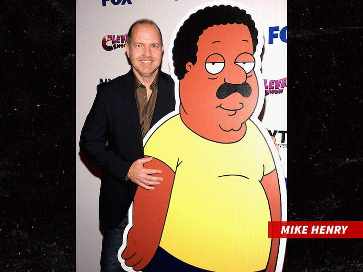 White Actor Who Voiced Black 'Family Guy' Character Steps Down