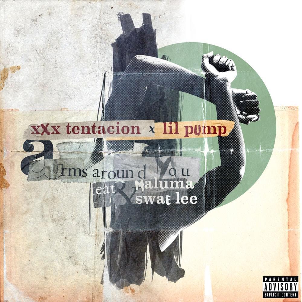XXXTENTACION Ft. Lil Pump, Maluma & Swae Lee – Arms Around You