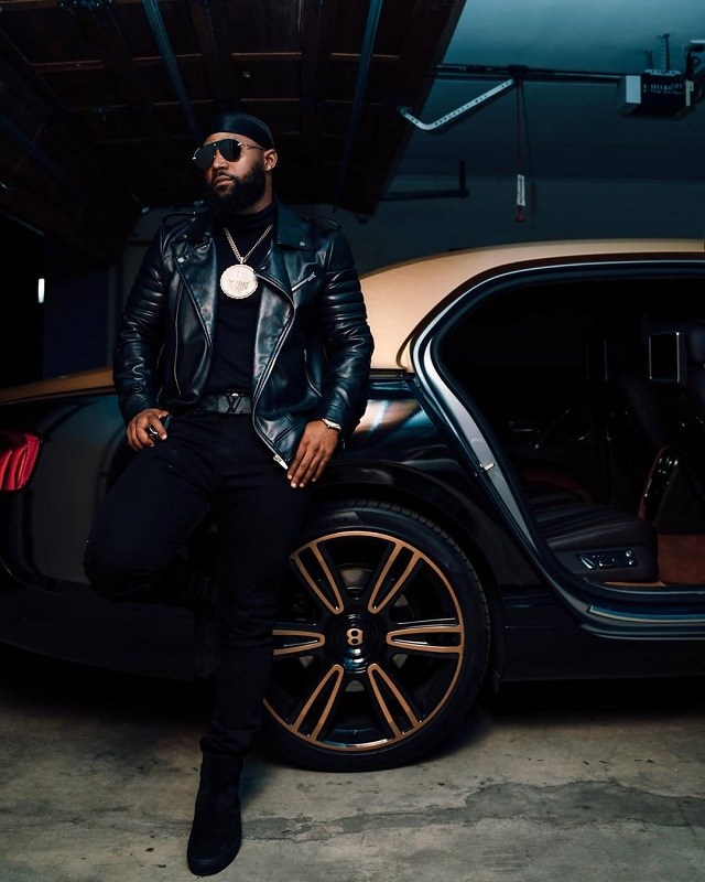 Cassper Nyovest to welcome first child soon, announces new album