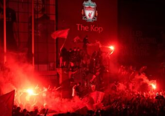 Liverpool Fans Arrested During Premier League Title Win Celebration
