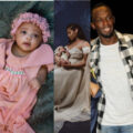 Usain Bolt posts pictures of his newborn daughter for the first time as he reveals her name