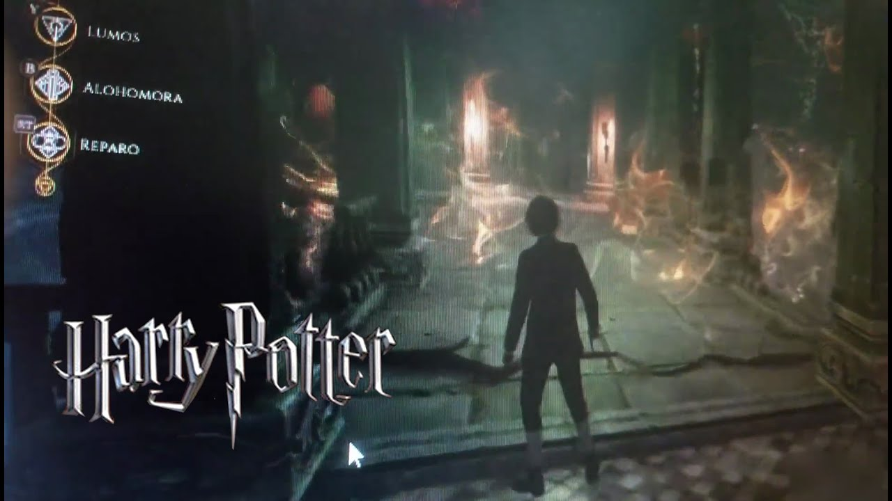 Harry Potter Open World Video Game Details Leaked