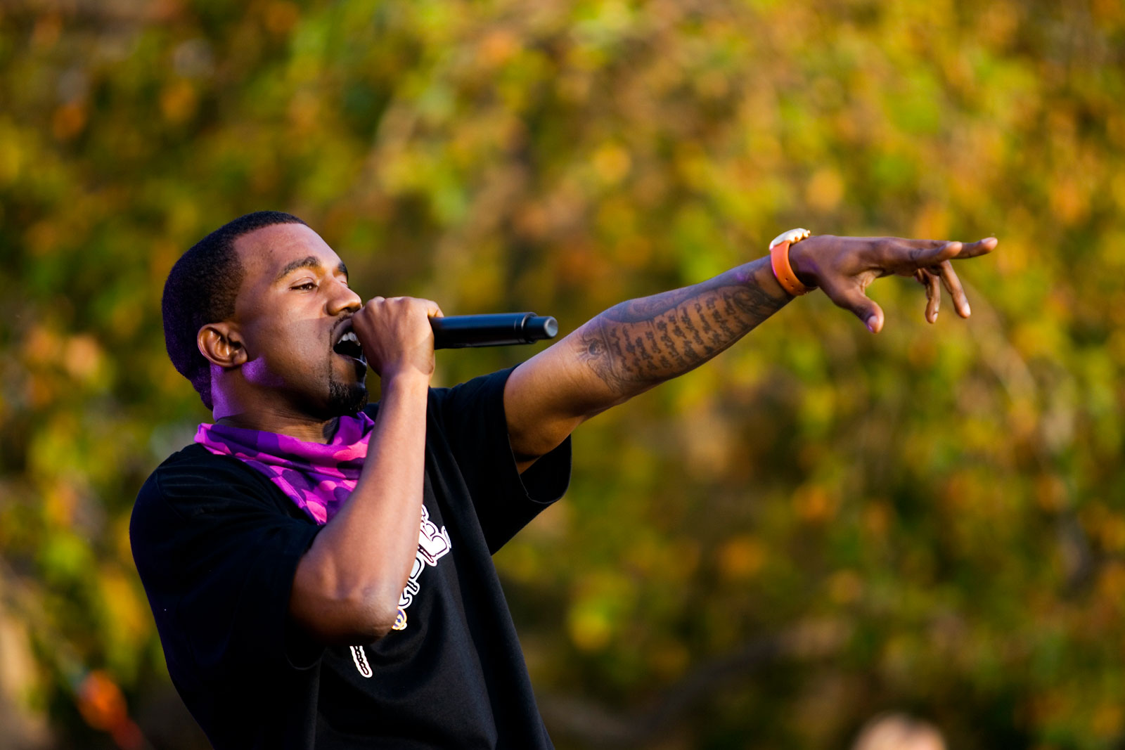 Kanye West Filed To Trademark The Slogan 'West Day Ever'