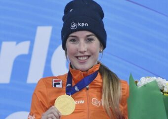 Dutch Short-Track World Champion Lara Van Ruijven Dies At Age 27