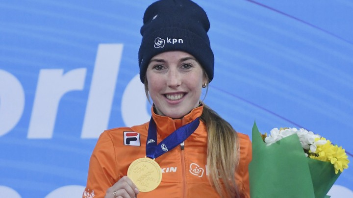 Dutch Short-Track World Champion Lara Van Ruijven Dies At Age 27