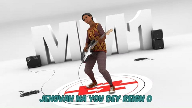 Mercy Chinwo – Na You Dey Reign Animation Video