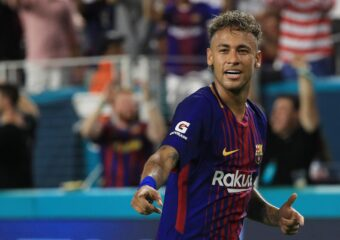 CAS Dismess Santos' 61 Million Euro Lawasuit To Barca For Neymar