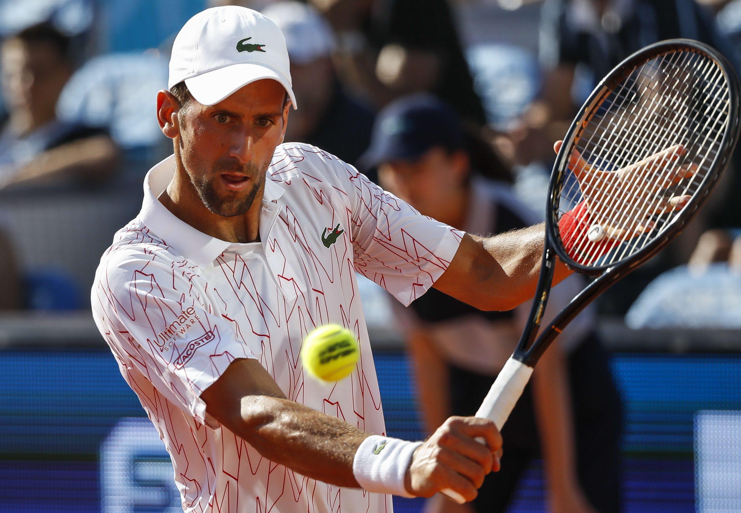 Novak Djokovic Says He's Victim Of COVID-19 'Witch Hunt' After Doomed Tourney