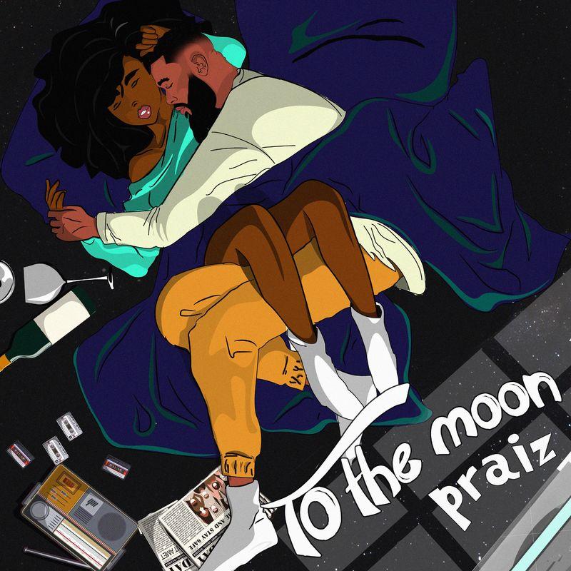 Praiz – To The Moon EP Album