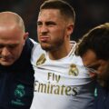 Hazard Is Out For Real Madrid
