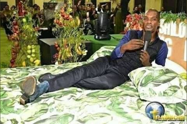 Pastor Claims To Have Visited Heaven, Takes Pictures To Show Congregation (Photos)