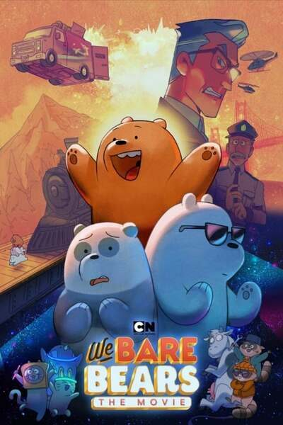 We Bare Bears Movie Download Mp4/HD