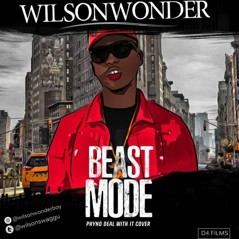 Wilson Wonder – Beast Mode