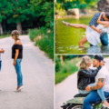 (Photos) Photographer sets up blind date photoshoot between man and woman who were meeting for first time
